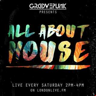 ALL ABOUT HOUSE - Deep|Funky|Tech - 28/05/2016