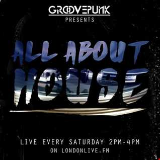 ALL ABOUT HOUSE - Tech|Funky|Vocal - 18/06/2016