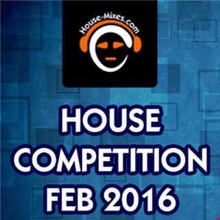 Jacked Up, Mashed Up - House Competition February 2016