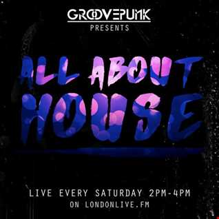 ALL ABOUT HOUSE - Deep|Funky|Vocal - 04/06/2016