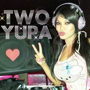 Two Yupa DJane - 55 groovy Tribal Tech house @ Unika FM Madrid