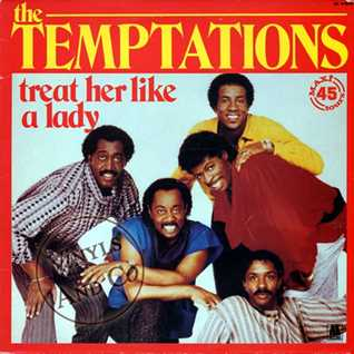The Temptations Treat Her Like A Lady Spécial Intro Nando Re Work