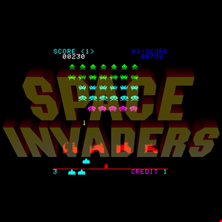 2nd May 2020 Space Invaders