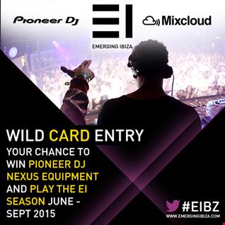 Emerging Ibiza 2015 DJ Competition   DJ NALDOMIX CBA MT BRASIL