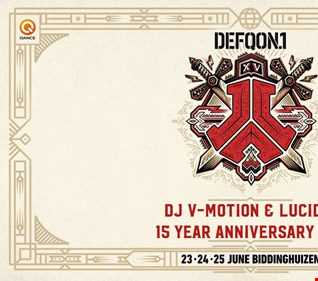 Defqon.1   The 15 Year Anniversary Mix