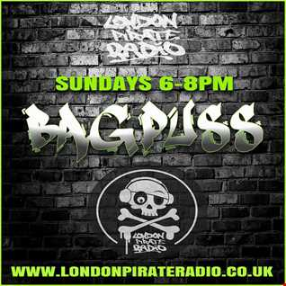 DJ Bagpuss live on London Pirate Radio 31 March 2016 - cover show for CurlyWurlz