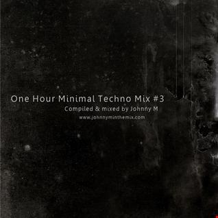One Hour Minimal Techno Mix #3