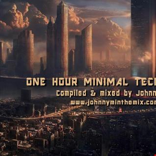One Hour Minimal Techno Mix #1