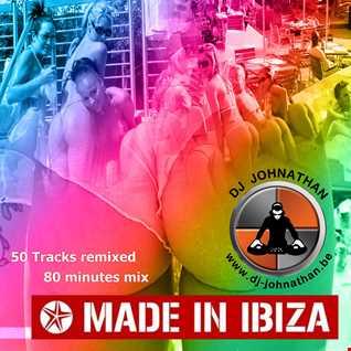 Dj Johnathan   Made in Ibiza