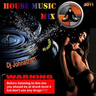 Dj Johnathan   HouseMix 2011