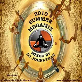 DJ Johnathan   Summer Megamix 2010