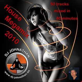 DJ Johnathan   House Megamix 2010