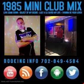 CLUB 85 MINI MIX DJ SEAN V