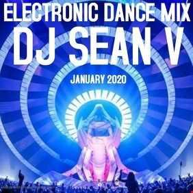VEGAS EDM  CLUB MIX DJ SEAN V 2020