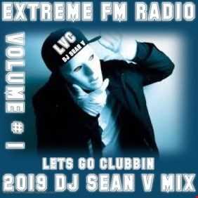 CLUBBIN (1) DJ SEAN V 2019 MIX