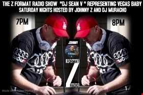 RADIO SHOW Z FORMAT DJ SEAN V #2 MIX