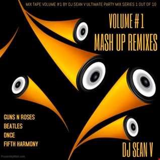 MASH UP 2016 DJ SEAN V