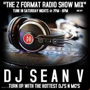 APRIL 04 Z FORMAT RADIO SHOW MIX - DJ SEAN V