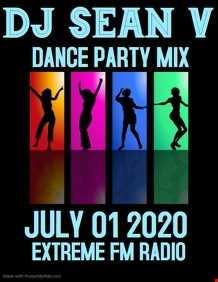HIT THE DANCE FLOOR @ DJ SEAN V PARTY MIX