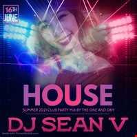 Summer Deep House DJ Sean V