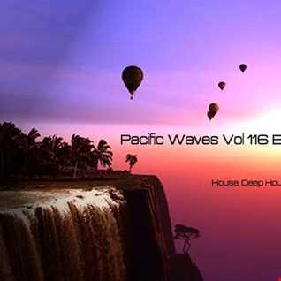 House, Deep & Progressive Pacific Waves Vol. 116 By Seb ODG - Nov 2014