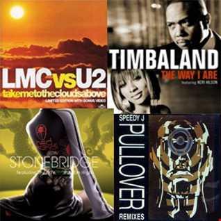 LMC vs U2 vs Timbaland vs StoneBridge vs Speedy J (Extended Mashup)