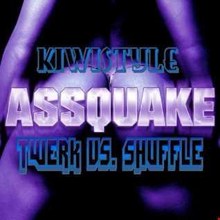 Assquake Twerk vs Shuffle