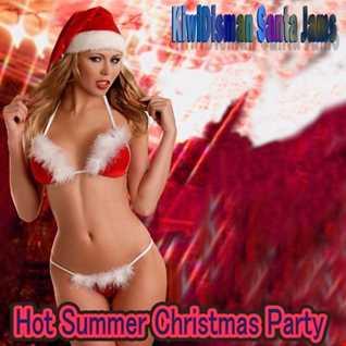 Kiwi Hot Summer Christmas Party