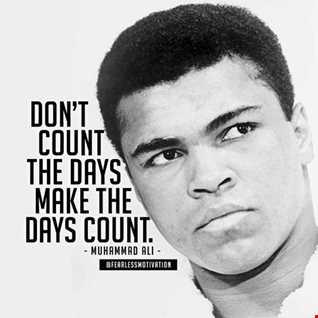 Muhammad Ali (Rest In Peace Champ)