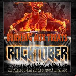 Rocktober Burning Mix Treats