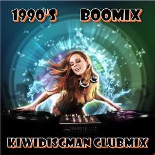 1990's Club Night Intro BoomMix (Special DJ Jacky Intro Set)