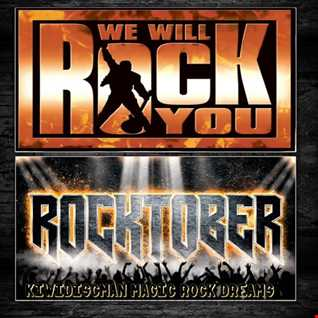 Rocktober We will Rock You