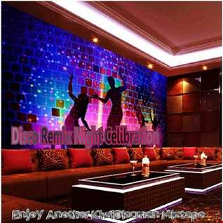 Disco Remix Night Celebration