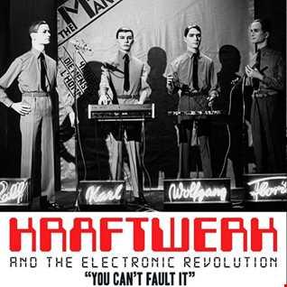 "The KiwiSiscman Presents ""The Kraftwerk Mixtape"""