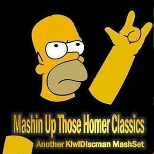 Mixin Up Those Homer Classics
