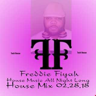 House Mix 2.28.18