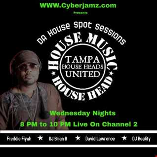 Cyberjamz House Mix 3 13 19