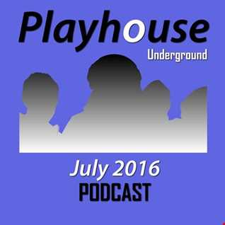Playhouse Presents..... July 2016 Podcast