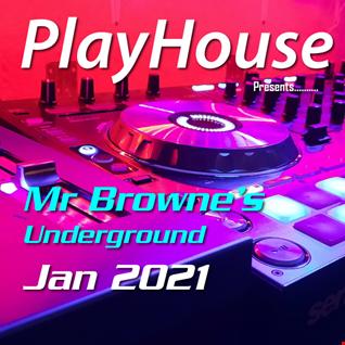 PlayHouse Presents   Mr Browne   Jan 2021