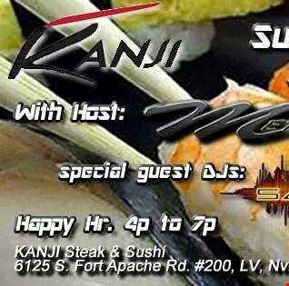 deeperlove Kanji BOOM  8/09/2014 Live Mix Session