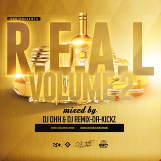 VA DJ Remix Da Kickz & DJ Ohh R.E.A.L.(Vol.2) 2016 RDKOHH