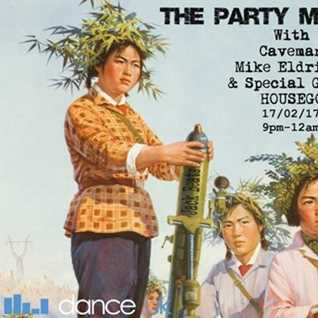 THE PARTY MANIFESTO LIVE ON DANCE RADIO UK featuring HOUSEGO!!!!!