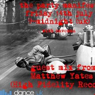 Caveman with Matthew Yates 14 7 17