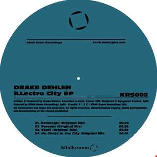 Drake Dehlen   No ghost in the city   Klinik Room (03 04 2015)