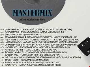 Mastermix 33 2020