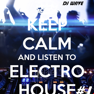 DJ Wave - Keep Calm And Listen To Electro House #1