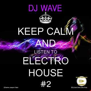 DJ Wave - Keep Calm And Listen To Electro House #2