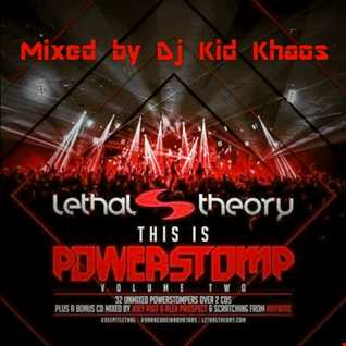 THIS IS POWERSTOMP [MIXED BY KID KHAOS]