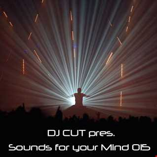 DJ CUT pres. Sounds for your Mind 015