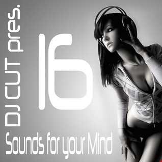 DJ CUT pres. Sounds for your Mind 016